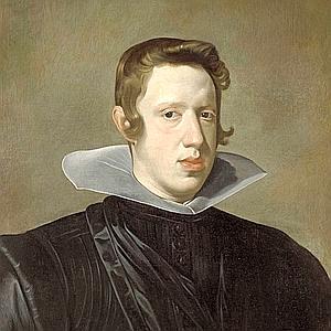 Diego Velázquez. Felipe IV. 1624. Metropolitan Museum. Nueva York.