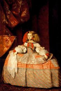 Velázquez. Retrato de la Infanta Margarita. 1660. Museo del Prado.