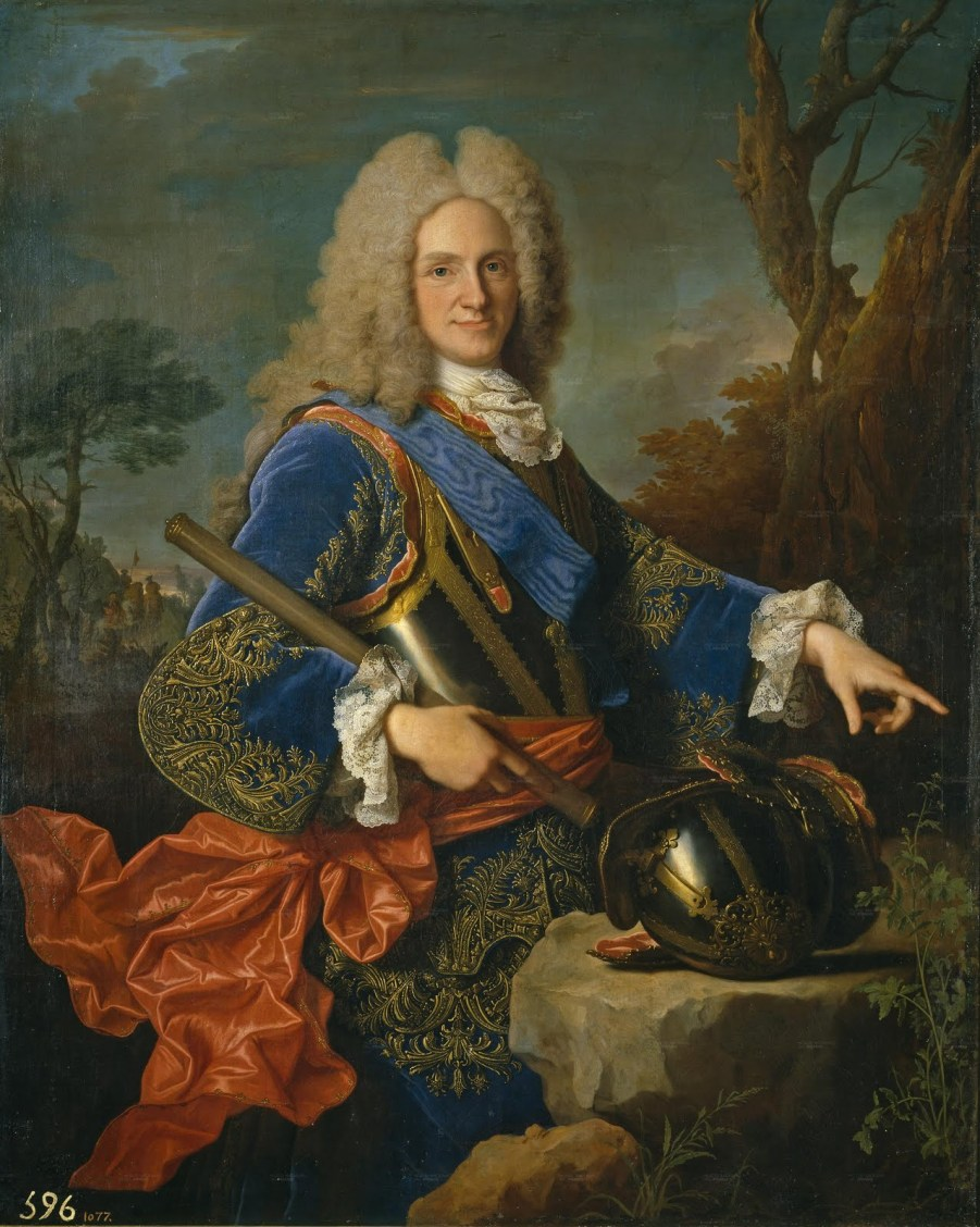Jean Ranc. Felipe V de España.1723. Museo del Prado