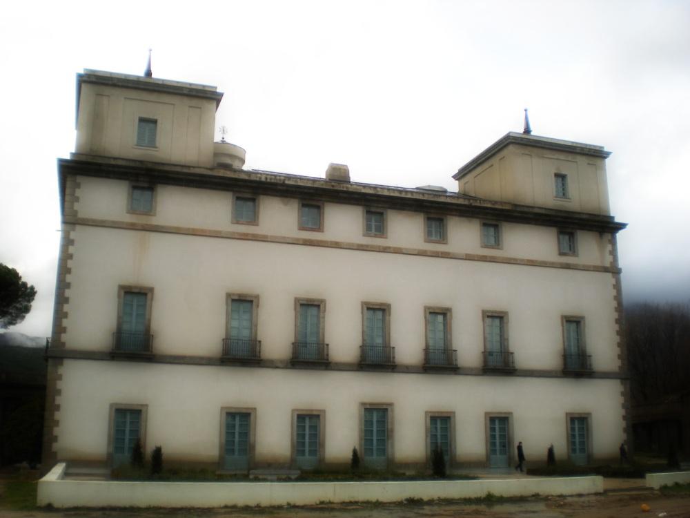Palacio del Infante don Luis de Borbón. Arenas San Pedro.