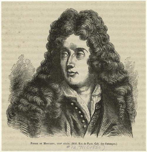 Pierre de Montarsy. Siglo XVIII. Biblioteca Nacional de Paris. Gabinete de los Grabados.