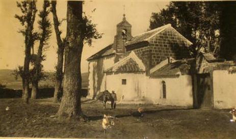 Ermita de San Juan de la Cruz. La Carolina. Jaen.