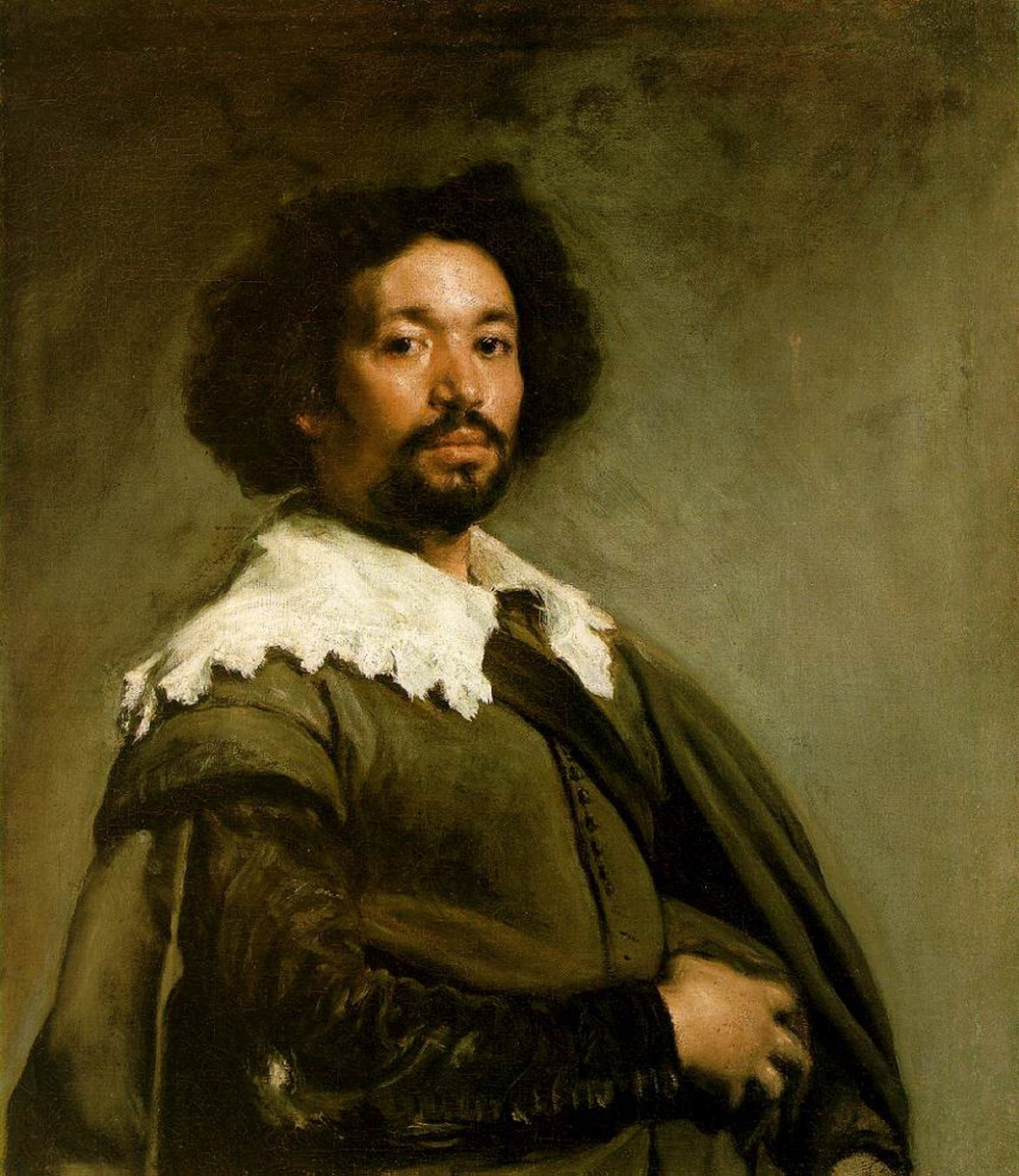Diego Velázquez. Retrato de Juan Pareja. 1650. Metropolitan Museum. Nueva York