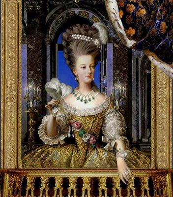 Maria Antonieta.