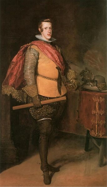 Diego Velázquez. Felipe IV. Hacia 1628. Ringling Museum of Art, Sarasota. Florida.