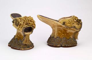 Chapines Italia. 1580-1620.