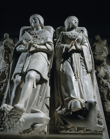 Barolomé Ordoñez. Sepulcros de Juana la Loca y Felipe el Hermoso. 1519. Capilla Real de Granada.