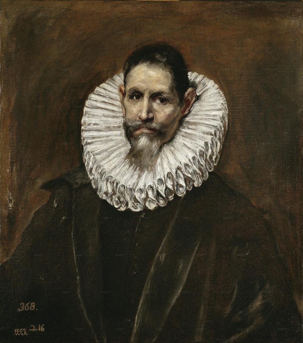 Doménikos Theotokópoulos %22El Greco%22. Jerónimo de Cevallos. 1609-13. Museo del Prado. Madrid.