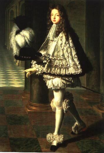 Luis Alejandro de Borbón. Conde de Toulouse.