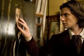 El retrato de Dorian Gray. Fotograma  de la película basada en la novela de Oscar Wilde. 2009.
