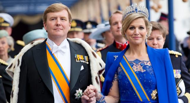 Imagen del día de la Coronación de Guillermo Alejandro de los Países Bajos.