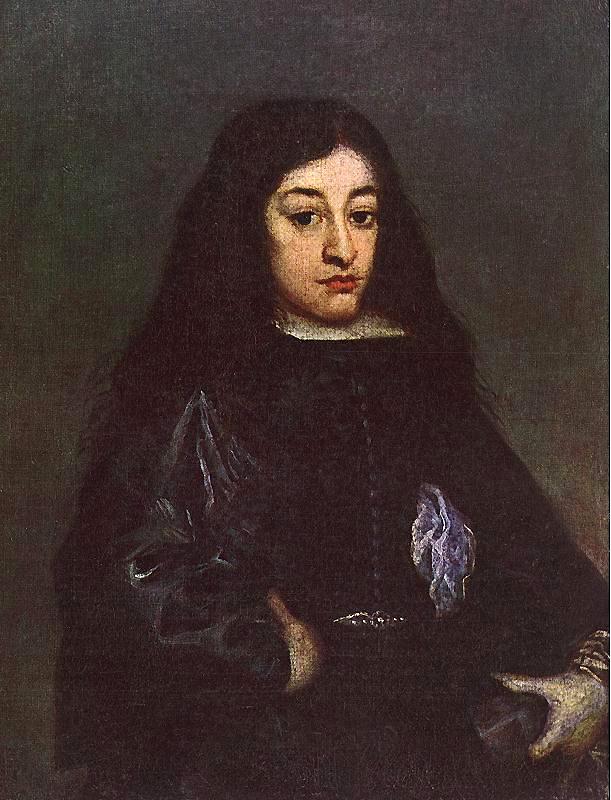 Carreño de Miranda. Retrato de don Juan José de Austria. Hacia 1640-43. Museo de Bellas Artes. Budapest.