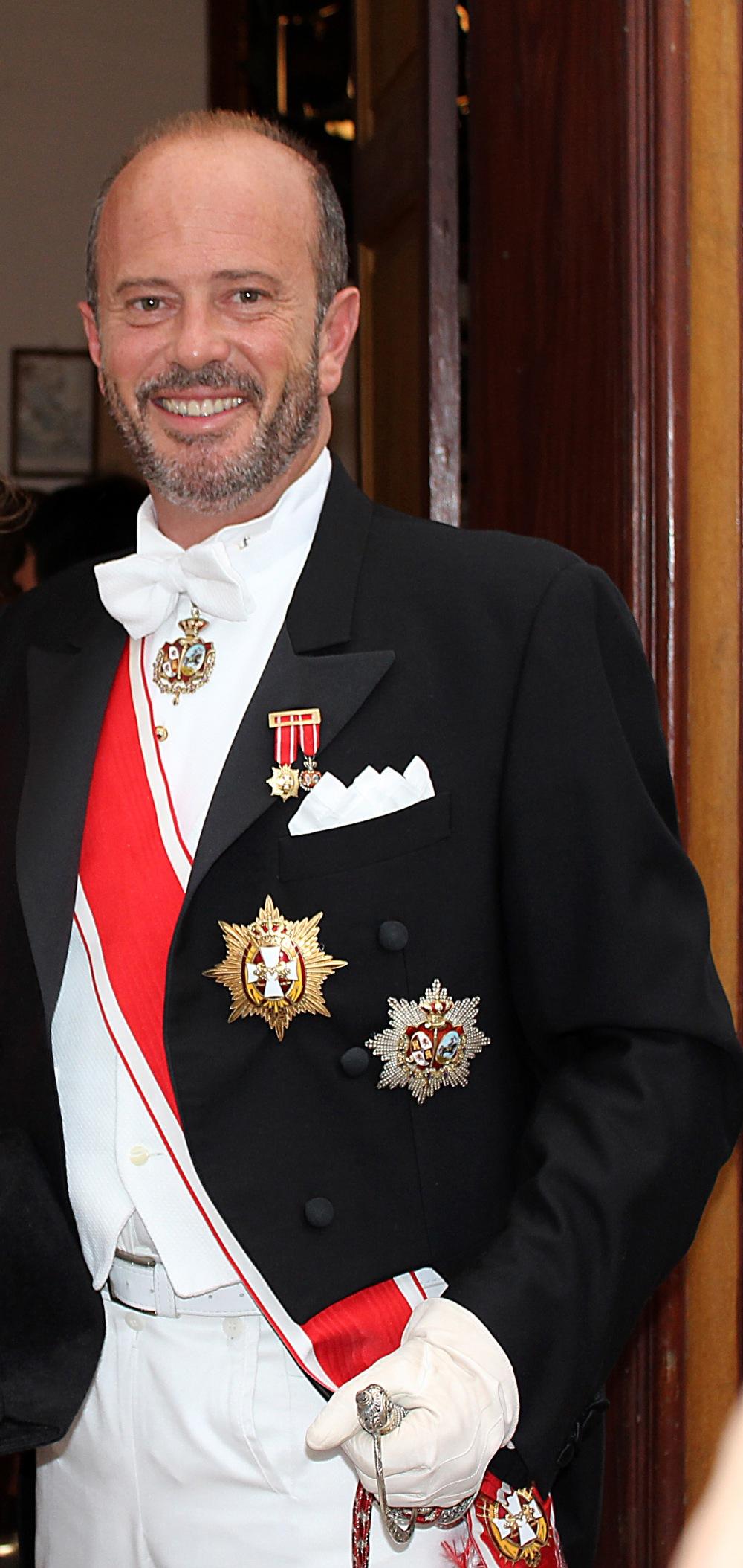 D. Luis de Olivar O´neill. Caixer Senyor. 2012.
