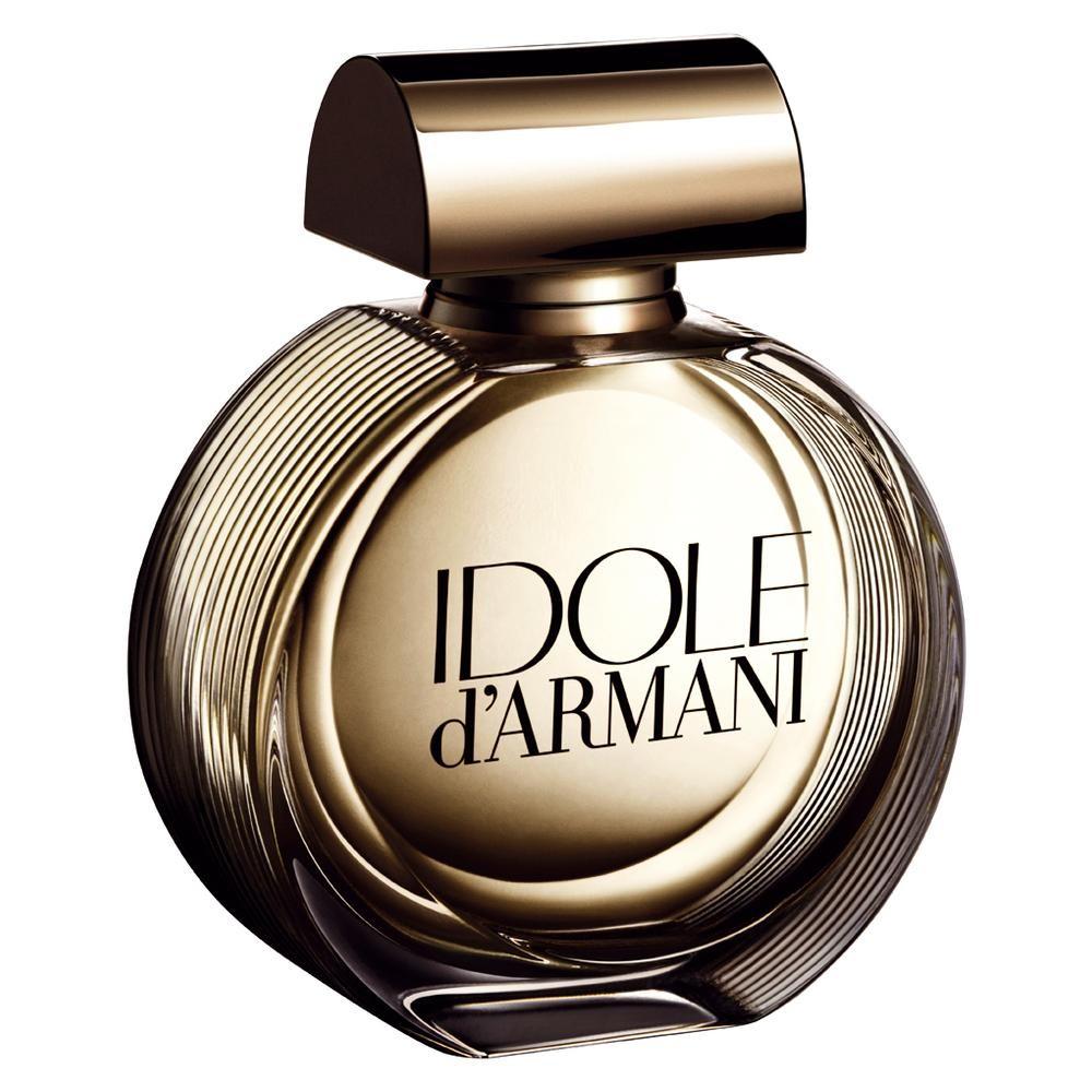 Perfume Idole de Armani.