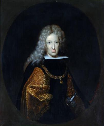 W Humer. Carlos II. Después del siglo XVII. Stadtmuseum. Düsseldorf.