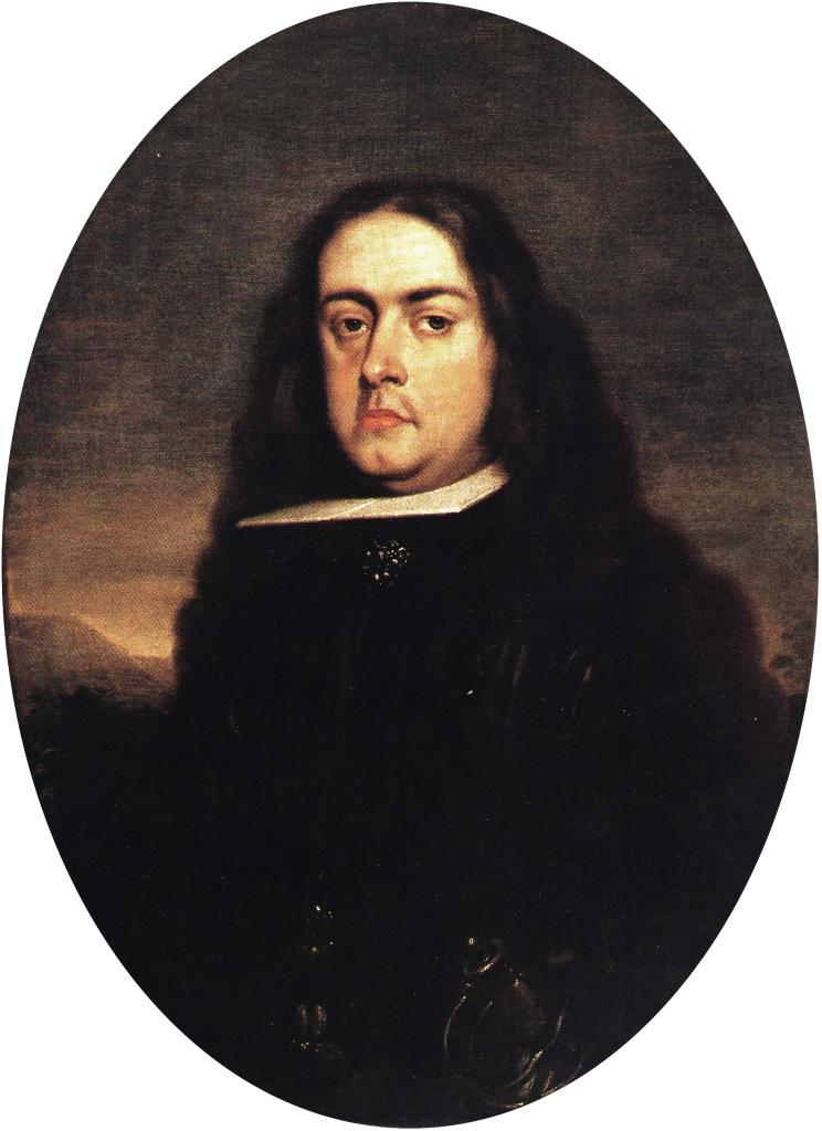 Claudio Coello. Juan Francisco de la Cerda. VIII duque de Medinaceli. 1670. Museo Nacional de Arte de Cataluña