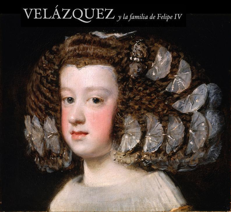 Diego Velázquez. María Teresa de Austria. 1653. Museo Metropolitano. Nueva York. Catálogo de la exposición del Museo del Prado