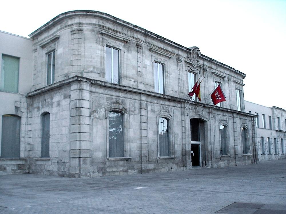 Ayuntamiento de  San Fernando de Henares, antigua fábrica de paños