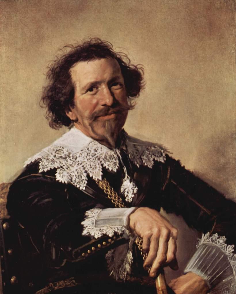 Frans Hals Retrato de Pieter van der Broecke. Hacia 1633. Kenwood House. Londres.