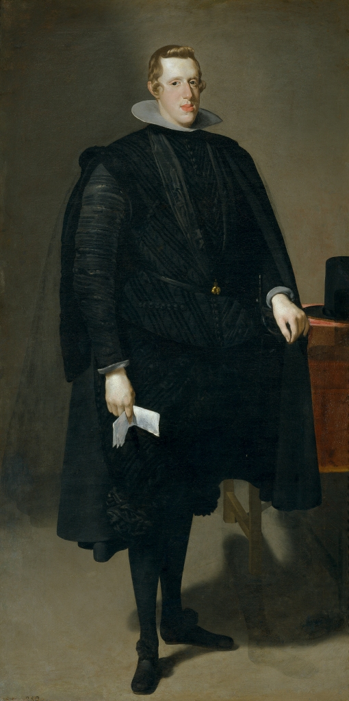 Diego Velázquez. Felipe IV. 1623-28.Museo del Prado. Madrid