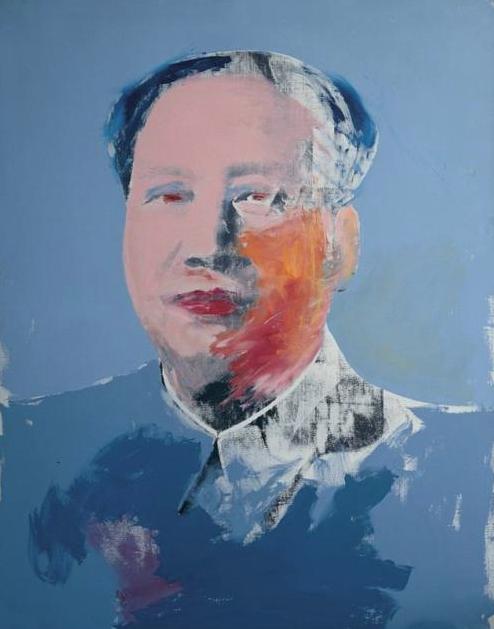 Andy Warhol. Mao. 1972. Colección Josep Suñol.