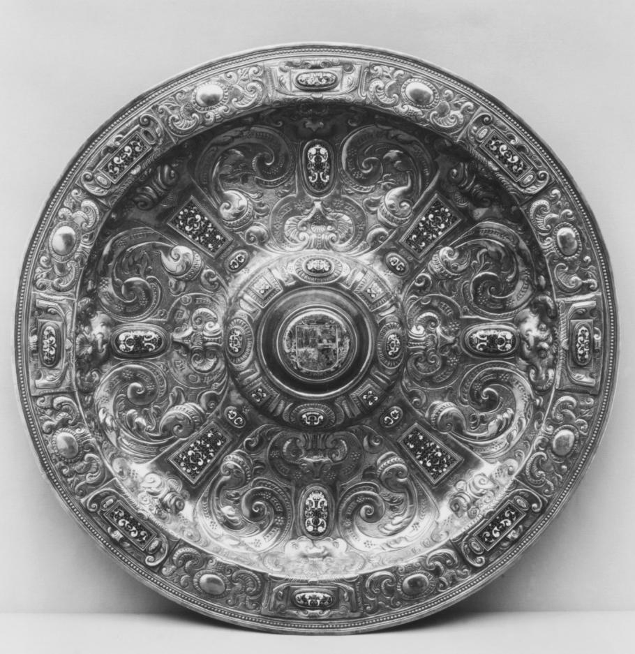 Fuente española. Principios del siglo XVII. Museo Metropolitano. Nueva York
