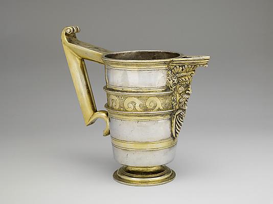Jarro de pico español. Finales del siglo XVI. Museo Matropolitano. Nueva York.