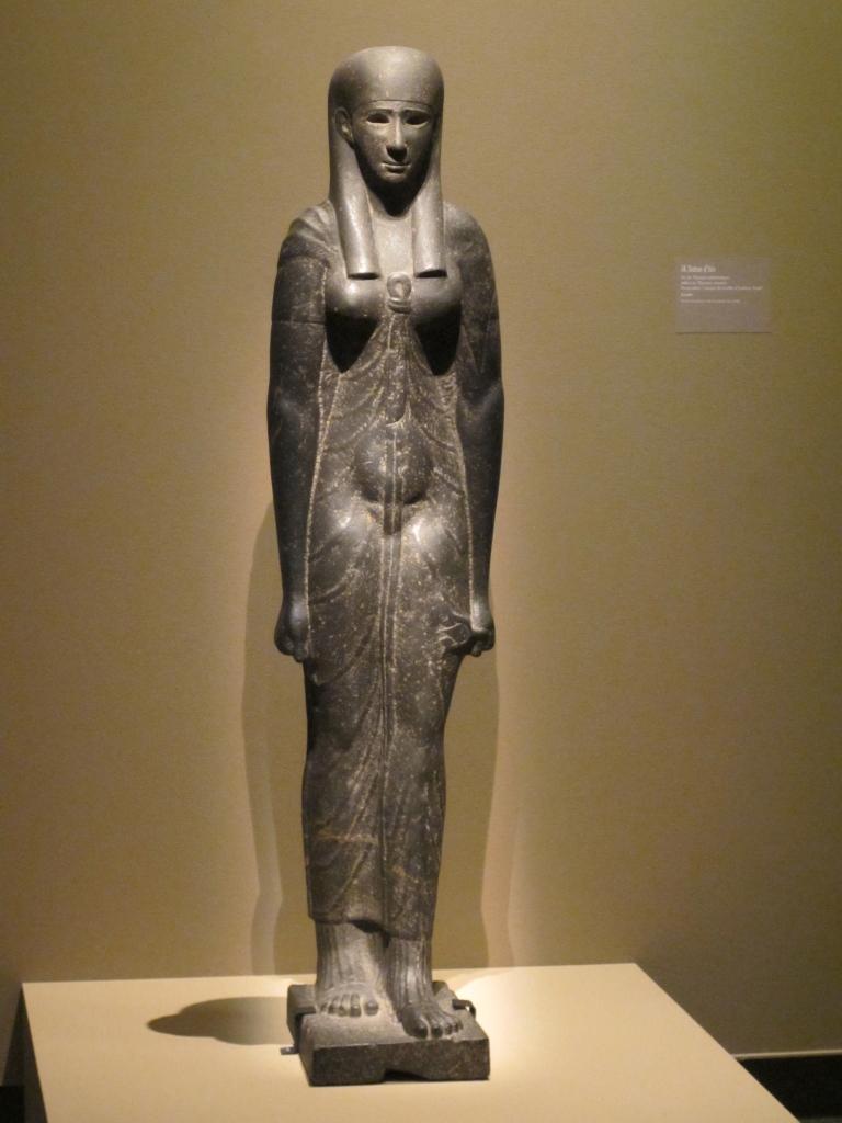 Isis. Fin del periodo ptolemaico.