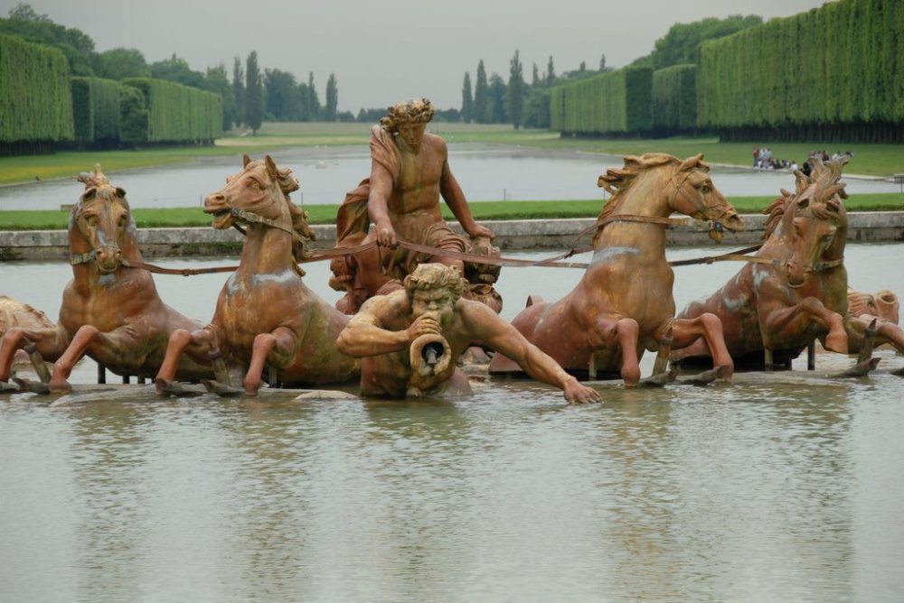 Fuente de Apolo. Versalles.