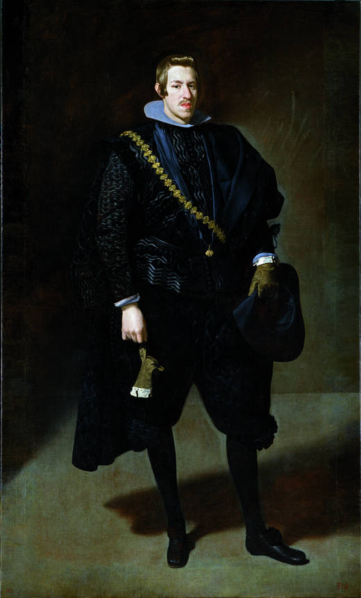 Diego Velázquez. Carlos de Austria, infante de España. 1626-1627. Museo del Prado. Madrid.