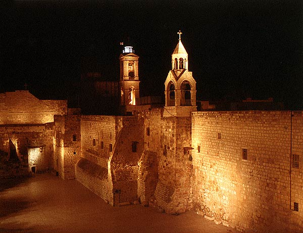 Basílica de la Natividad. Belén.
