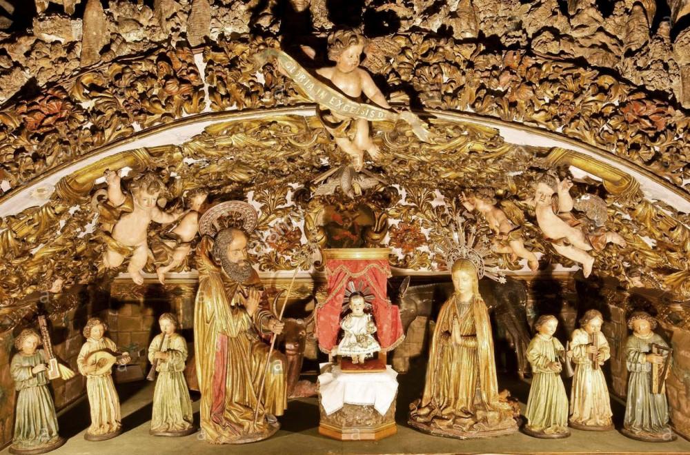 Belén de Jesús de la Sang. Iglesia de la Asunción. Siglo XV. Palma de Mallorca.