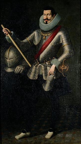 Bartolomé González. El Gran Duque de Osuna. 1615.