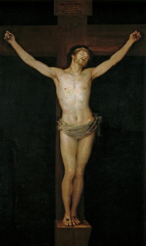 Francisco de Goya. Cristo crucificado. 1780. Museo Nacional del Prado. Madrid.