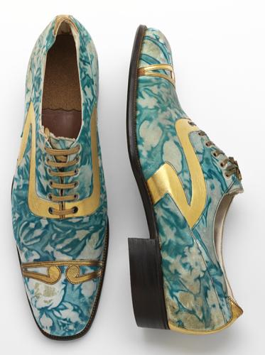 Zaparos de hombre. Coxton Shoe Co. Ltd. Hacia 1925. © Victoria & Alber Museum. Londres.