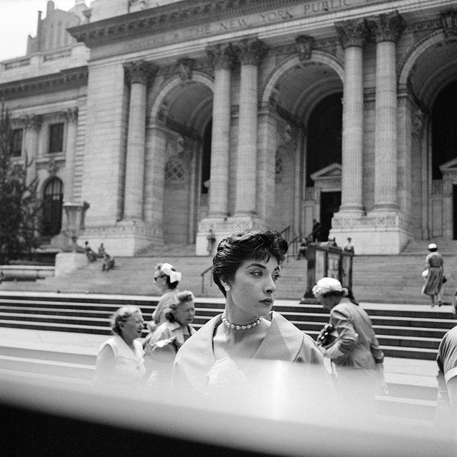 Vivian Maier. New York, NY