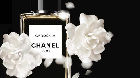 Chanel. Gardenia
