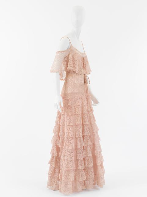 Chanel. Vestido de noche. Seda. Hacia 1930. Metropolitan Museum. Nueva York