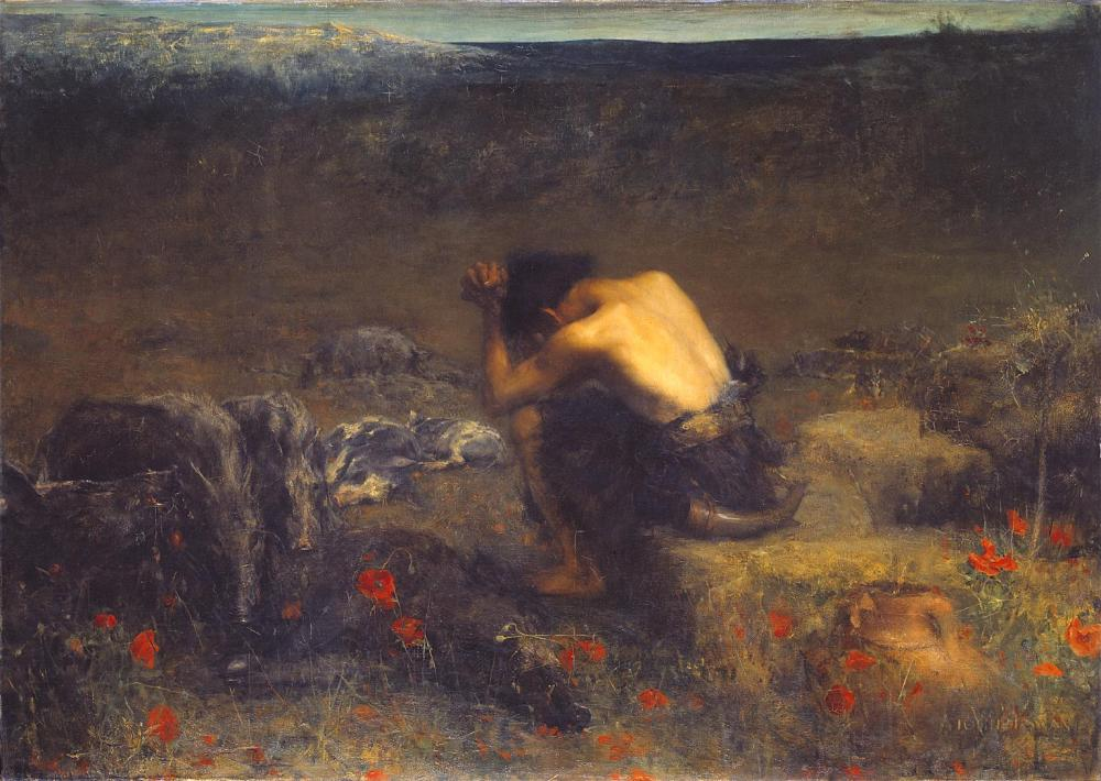 John Macallan Swan. The Prodigal Son. 1888. Tate Gallery. Londres