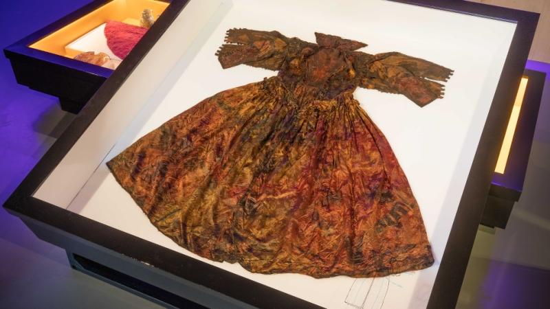 Naufragio vestido