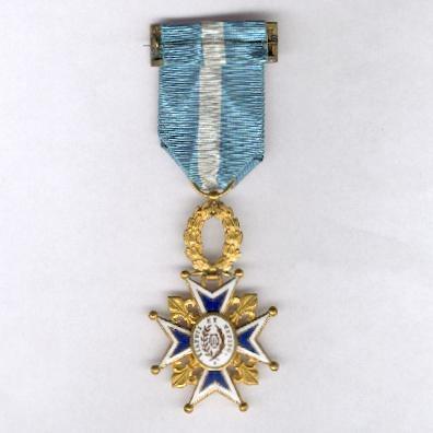 a Real y Distinguida Orden Española de Carlos III