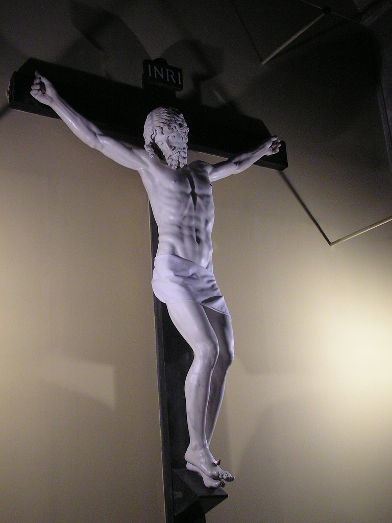 Bemvenuto Cellini. Cristo crucificado. 1559.1562.