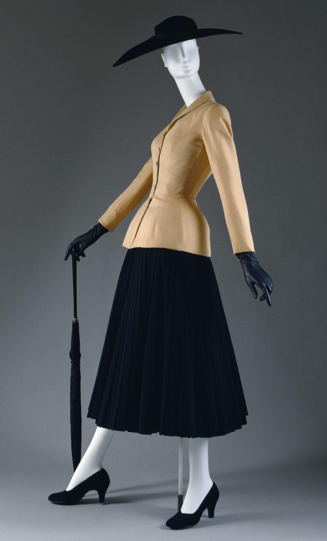 Bar. Colección primavera:verano. 1947. Metropolitan Museum. Nueva York.
