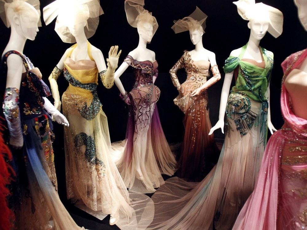 Museo Christian Dior. Granville. Francia.