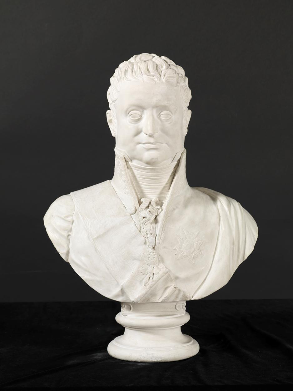 Real Fábrica de loza y porcelana de Alcora. Agustín Pedro de Silva y Palafox, X Duque de Hijar. Siglo XIX. Museo del Prado.