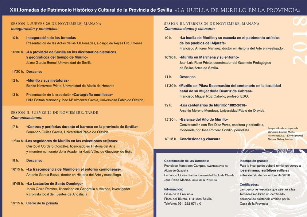 XIII JORNADAS. Programa1-2