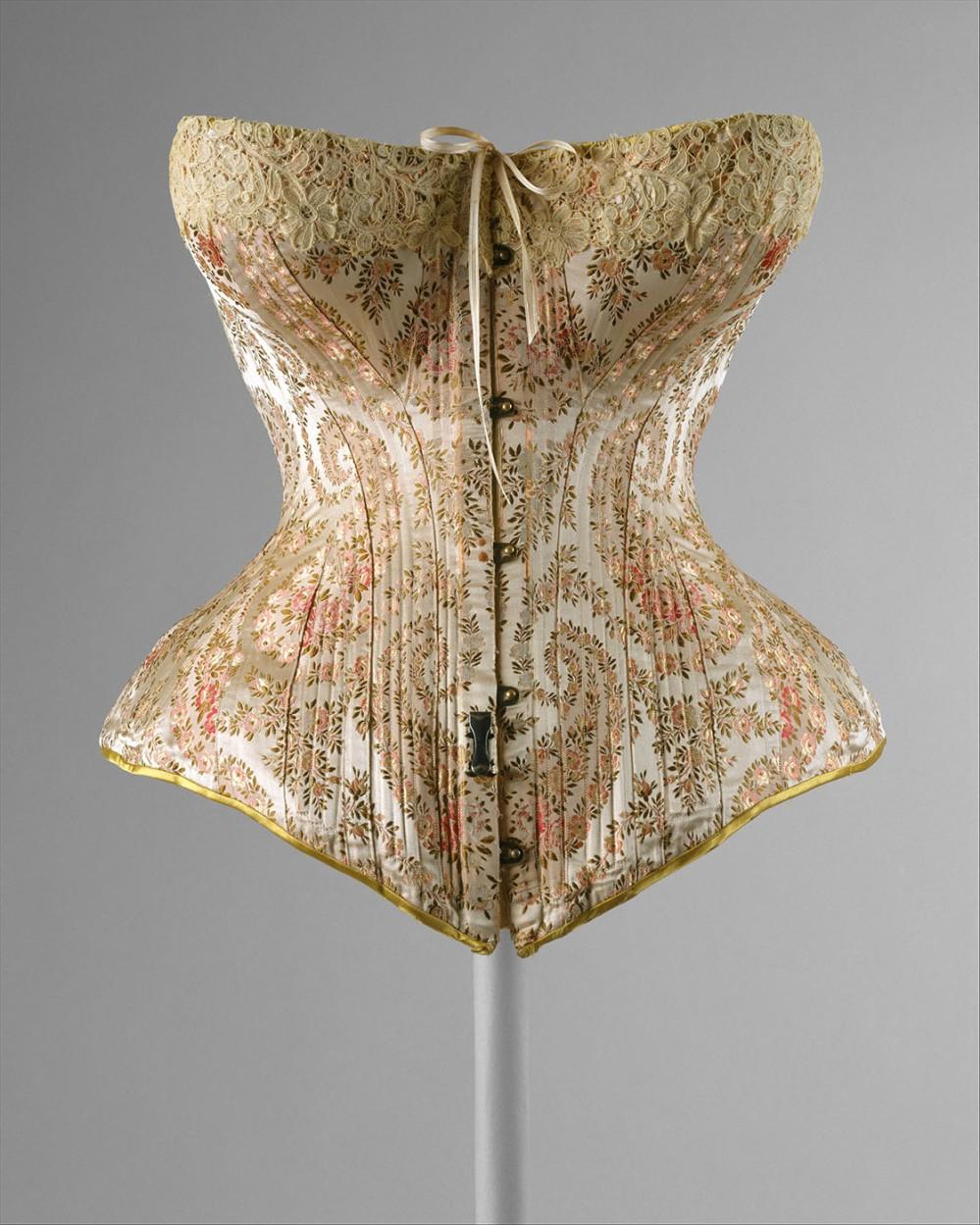 Corsé. 1891. Metropolitan Museum. Nueva York.