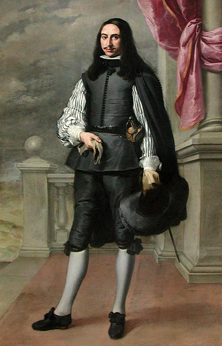 Bartolomé Esteban Murillo. Retrato de Íñigo Fernández de Velasco, duque de Frías.