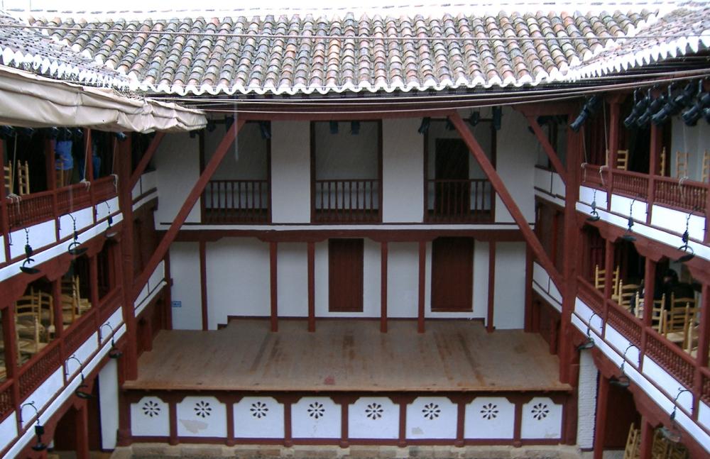 Corral de Comedias de Almagro. Siglo XVII.