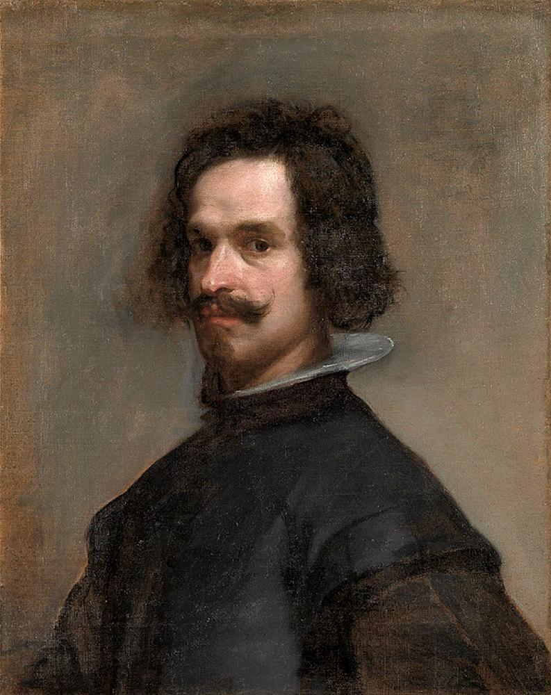 Diego Velázquez. Retrato de caballero. 1630-1635. Metropolitan Museum. Nueva York.
